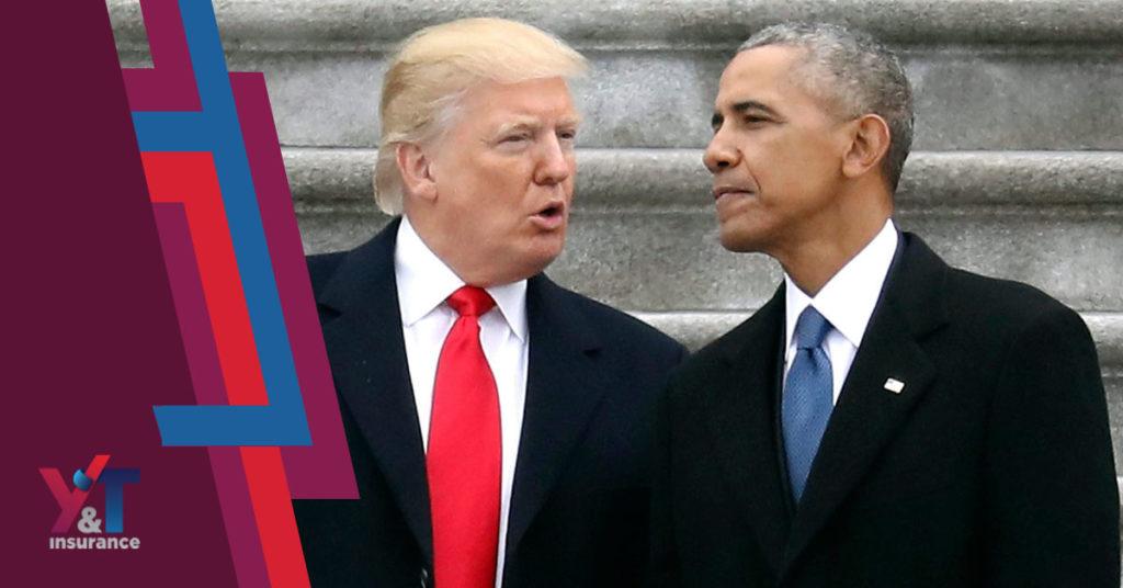 Obamacare vs Trumpcare